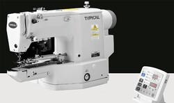 Typical - Typical GT6438 Serisi Elektronik Programlı Düğme Makinası