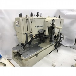 Typical - Typical Mekanik İlik Makinası - Tek Pedal - 2.El