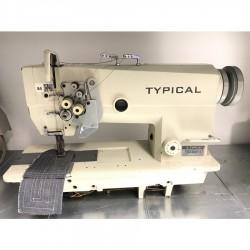 Typical - Typical TW2-B845-5 İptalli Küçük Mekik Mekanik Çiftiğne Makinası - 2.El