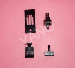 YANO - Yano B842 1/2/Y Brother 12.7 mm Çiftiğne İptalsiz Takım