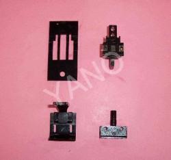 YANO - Yano B842 5/8/Y Brother 15.9 mm Çiftiğne İptalsiz Takım