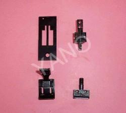 YANO - Yano B842 7/16/Y Brother 11.1 mm Çiftiğne İptalsiz Takım