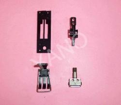 YANO - Yano B842-UT 1/4/Y Brother 6.4 mm Çiftiğne İptalsiz İplik Kesicili Takım