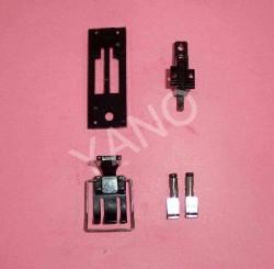 YANO - Yano B845-UT 3/8/Y Brother 9.5 mm Çiftiğne İptalli İplik Kesicili Takım