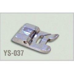 Diğer - YS-037 Metal Zig Zag Ayak Tabanı (7mm)