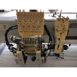 - Yuemei Çift Kafa Lazerli Nakış Pul Payet Makinası (2012 Model) 2.El