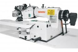 YUKI - Yuki CM-364-3D Etek Baskı İplik Kesicili Servo Motor İğne Pozisyonlu