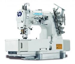 YUKI - Yuki Jack JK8569ADI-01GBX356 Etek Reçme Makinası