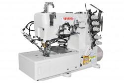 YUKI - Yuki W5601-CBX356-UTE22 Etek Reçme İplik Kesicili + D.Drive (Elektrikli) (Taiwan)