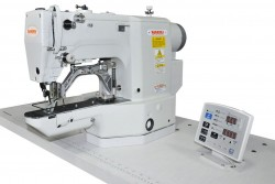 YUKI - Yuki YK-430D-02L Elektronik Programlı B. Mekik Kilit Dikiş Punteriz (Kalın Materyaller İçin)