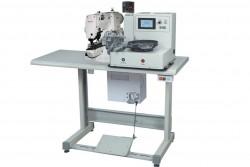 YUKI - Yuki YK-438D-BM-7373S Elektronik Düğme Makinası Otomatik Kova Sistemi