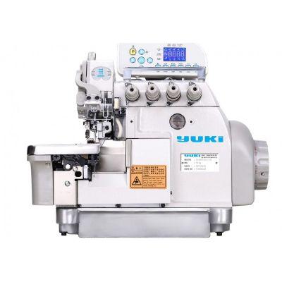 Yuki YK-903E-02-233 3 İplik Akıllı Overlok Full Otomatik Elektrikli