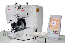YUKI - Yuki YK-T1903BSK Kilit Dikiş Düğme ve Punteriz (İkisi Aynı Makinada Birarada)