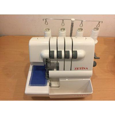 Zetina DF554 Ev Tipi 3-4 İplik Overlok Makinesi