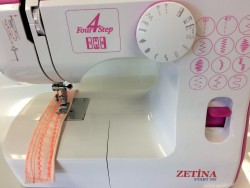 Zetina Start 555 Dikiş Makinesi - Thumbnail