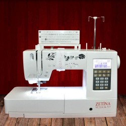 Zetina - Zetina Z513 Vertical Elektronik Dikiş Makinası