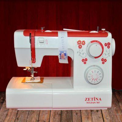 Zetina Z707 Sultan Dikiş Makinesi